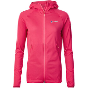 Berghaus Pravitale Light 2.0 Fleece Jacket Women Pink Peacock
